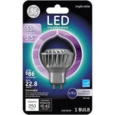 Led Light Bulbs Ge by Ge Energy Smart 3 5w Mr16 Flood Bulb Walmart Com
