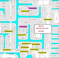 Florida Elevation Map by November 2013 Cape Coral Florida Waterfront Real Estate