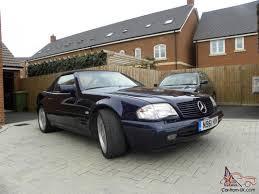 benz 280 sl sports convertible azuriteblue ebay motors 221219839464