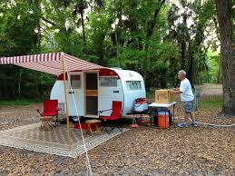 Trailer Awning Vintage Trailer Awnings National Serro Scotty Organization