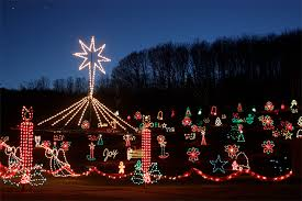 outside christmas light displays new hshire s best christmas lights displays