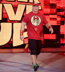 John Cena Halloween Costume Raw 9 22 14 John Cena Dean Ambrose Night