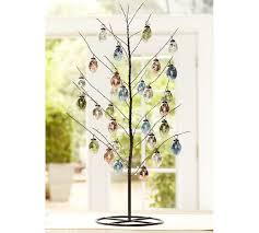 easter egg trees easter jeweled tree pottery barn