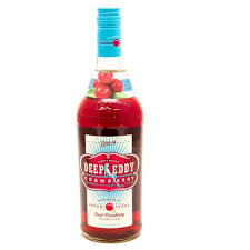 vodka tonic cranberry deep eddy cranberry vodka 750ml beer wine and liquor