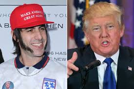Queen Elizabeth Donald Trump In Sacha Baron Cohen U0027s New Movie Donald Trump Gets Hiv New York