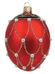 egg ornament egg faberge style ornaments egg