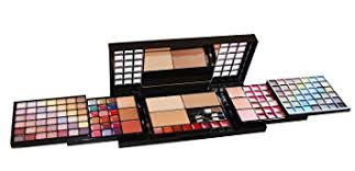 cameo all in one makeup kit 84 eyeshadows 12 lip