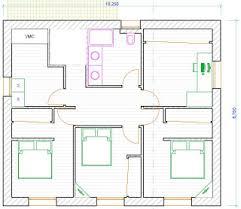 plan de maison 4 chambres avec age plan de maison 4 chambres avec tage dcoration plan maison chambres