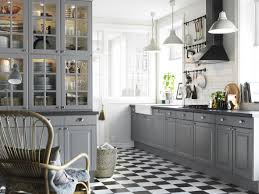 Ikea Kitchen Modern Without A Mess With Ikea Kitchen Cabinets Kitchen Ideas Surrounded