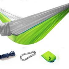 outdoor parachute cloth 210t nylon hammock wenzhou baite rigging