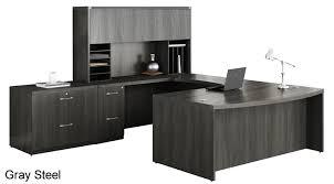 Office Desk U Shape Mayline At10 Aberdeen U Shape Home Office Desk