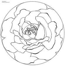 rose coloring pages 66 resolution 400 407 58 kb jpeg size