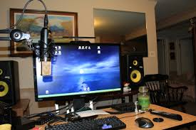 Computer Desk Microphone How Awesome Is Your Computer Audio Microphone Setup Overclock