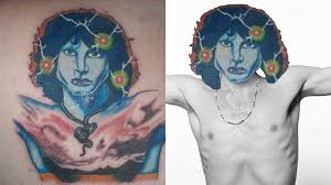 bad tattoos of rock stars photoshopped onto the real thing teamrock