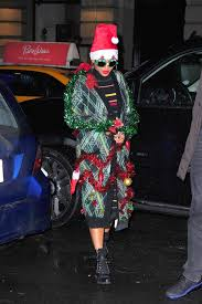 photos beyonce wore a crazy ugly christmas sweater