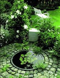 small yet adorable backyard pond ideas for your garden 29