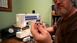 i need operating instructions on a white sewing machine youtube