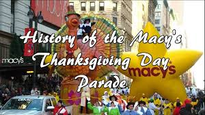 what is the macy s thanksgiving day parade