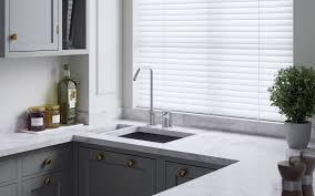 Kitchen Roller Blinds Wooden Venetian Blinds Surrey Blinds U0026 Shutters