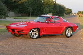 66 corvette stingray 66 corvette rocket drive magazine cars