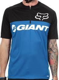 fox motocross baby clothes fox blue 2016 giant ranger short sleeved mtb jersey fox