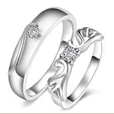 promise rings uk forever silver rings wedding band his
