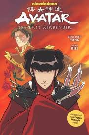 avatar airbender u2013 rebound comic book tv tropes