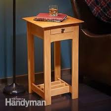 Free Woodworking Plans Small End Table by Best 25 End Table Plans Ideas On Pinterest Coffee And End