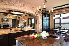 mediterranean home builders lake travis waterfront mediterranean dining arches by zbranek and