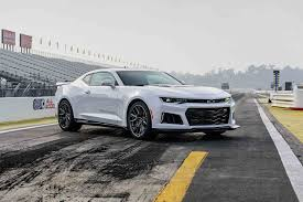 first chevy camaro 2017 chevrolet camaro zl1 coupe first drive automobile magazine