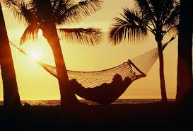 images of romantic evening couple hammock sc