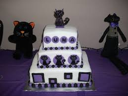 Halloween Birthday Cake Cakecentral Com