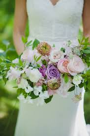 wedding flowers lavender blush and lavender whidbey island wedding tobey nelson weddings