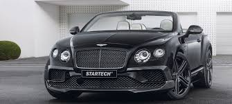 bentley interior black bentley continental tuning with carbon startech refinement