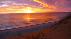cape cod sunrise lecount hollow at wellfleet youtube