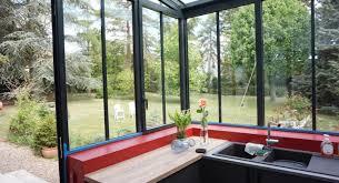 cuisine sous veranda cuisine sous veranda bouafle 78 la maison des travaux