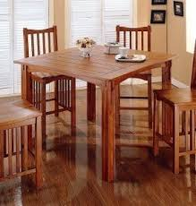 Mission Style Dining Room Tables Mission Oak Pub Table Foter