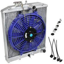 electric radiator fans best radiators installing radiator fan