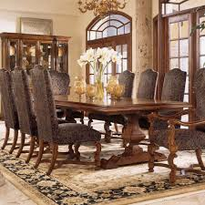 Dining Room Chairs With Casters And Arms Cool Casual Dining Furniture Design Ideas With Ergonomic High Back