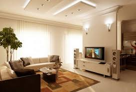 Home Interior Design Living Room Interior Decoration Ideas For Living Room Of Goodly Stunning White