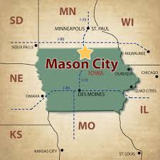 I 35 Map Mason City Maps Visit Mason City