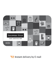 shoppers stop gift card 10 shoppers stop e gift card instant delivery buy online on snapdeal