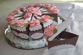 cool creativity diy gift boxes like a cake