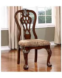 Cherry Dining Chair Amazing Deal On Gracewood Hollow Yolen Formal Brown Cherry Dining