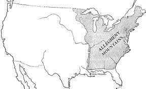usa map louisiana purchase the us expands west voa learning