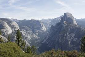 Yosemite Valley Map Best Hikes In Yosemite Hiking And Backpacking Trails In Yosemite