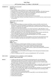 resume template administrative w experience project 2020 uc land analyst resume sles velvet jobs