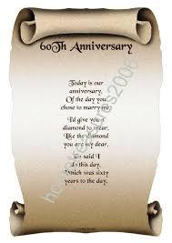 60th wedding anniversary poems free wedding anniversary poems anniversary poems