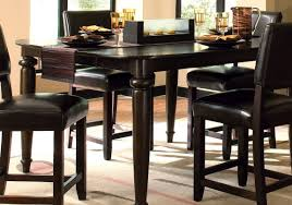 dining room table and 6 chairs dining room contemporary impressive black and white dining room
