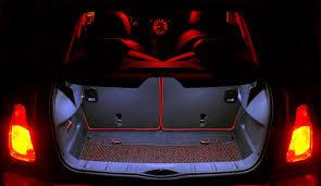 Interior Lighting For Cars Flexible Led Strips Oznium